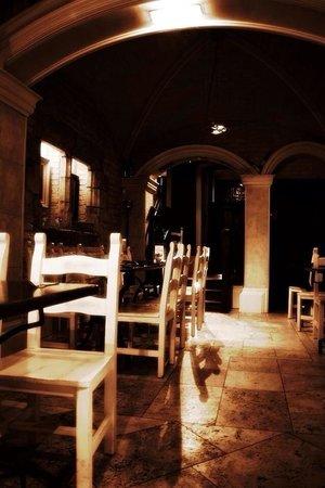 Cafe Merlot: Restaurant