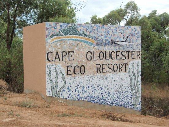 Cape Gloucester Eco-Resort: Cape