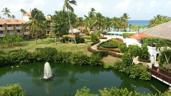 Viva Wyndham Dominicus Palace: Beautiful grounds