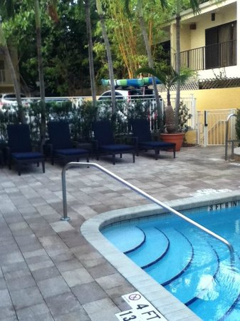 Hampton By Hilton Miami-Coconut Grove/Coral Gables : Lay out
