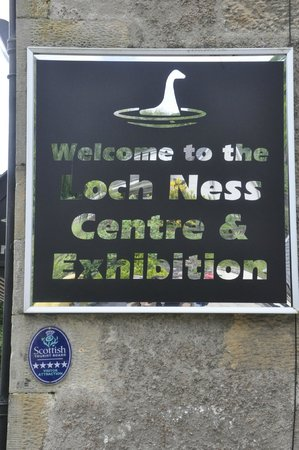 Loch Ness by Jacobite : visitor center