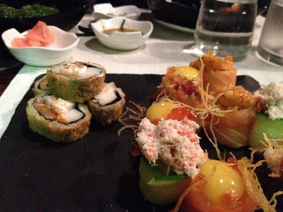 Yokohama: Sushi misto
