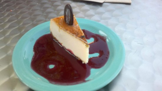 Pick up Grillé : creme brulee cheesecake