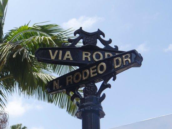 Rodeo Drive: Símbolo da rua