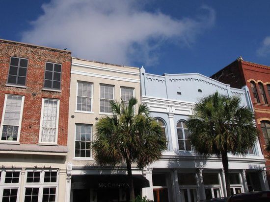 The Vendue Charleston's Art Hotel: Near Vendue Inn