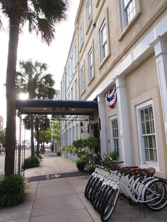 The Vendue Charleston's Art Hotel: Vendue Inn
