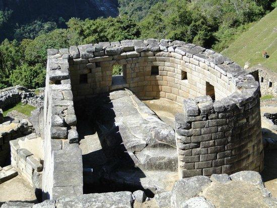 Temple of the Sun: Torreón