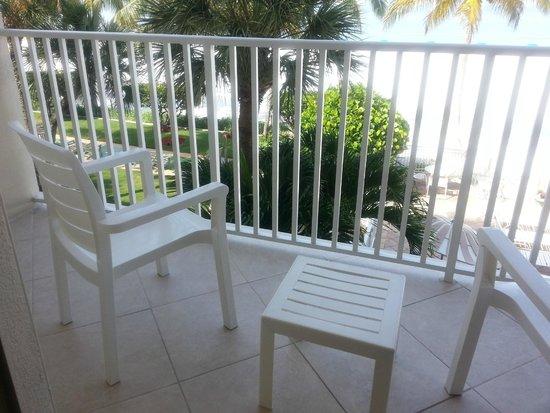 BEST WESTERN PLUS Beach Resort : Our Patio