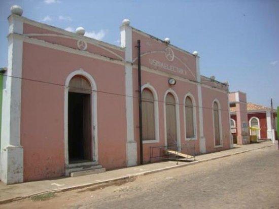 Espaco Cultural Maria Bonita Theater