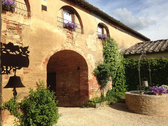 Agriturismo Marciano: Our home away from home in Tuscany