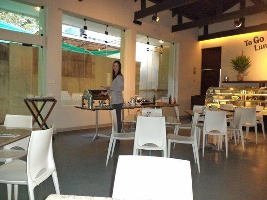 El MaPi by Inkaterra: Café da manhã