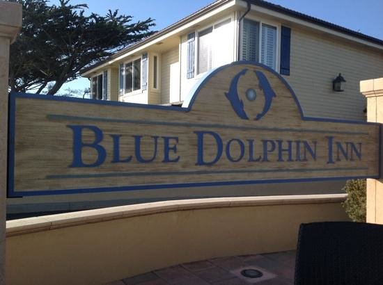 Blue Dolphin Inn: Best hotel in Cambria