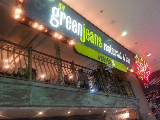 Mr Greenjeans Restaurant : exterior