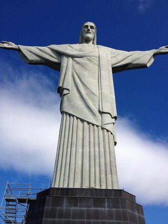 Statue du Christ Rédempteur : Lindo!