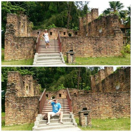 Dutch Fort (Kota Belanda) : The Dutch Fort