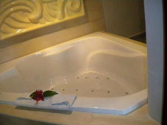 Private hot tub - Picture of Bavaro Princess All Suites Resort ...