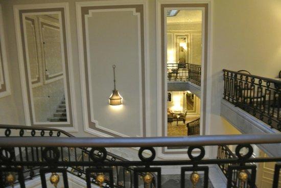 Hotel Maria Cristina, a Luxury Collection Hotel, San Sebastian: 5th floor
