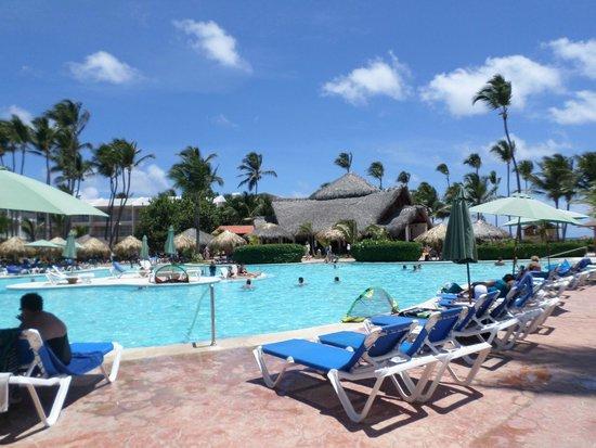 VIK Hotel Arena Blanca : piscina