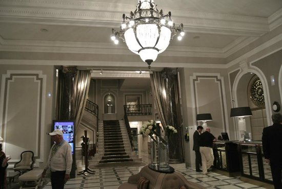 Hotel Maria Cristina, a Luxury Collection Hotel, San Sebastian : Lobby