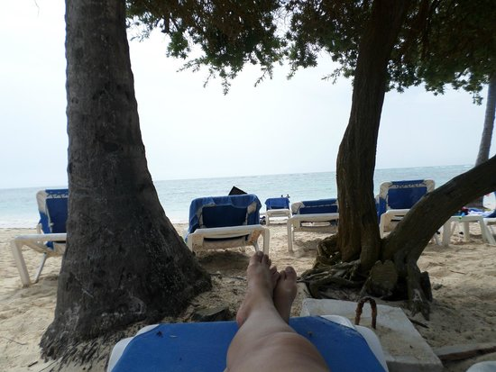 VIK Hotel Arena Blanca : praia