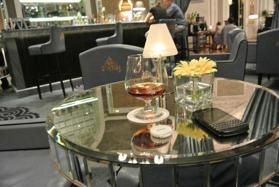 Hotel Maria Cristina, a Luxury Collection Hotel, San Sebastian: Bar