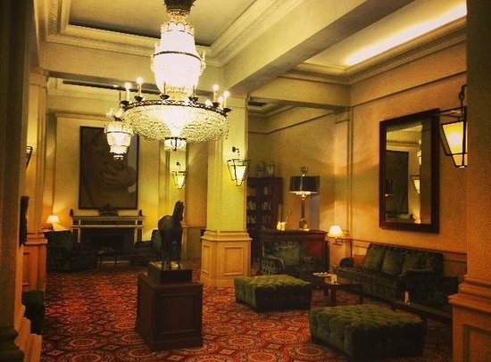 Hôtel Scribe Paris Opéra by Sofitel: Lobby