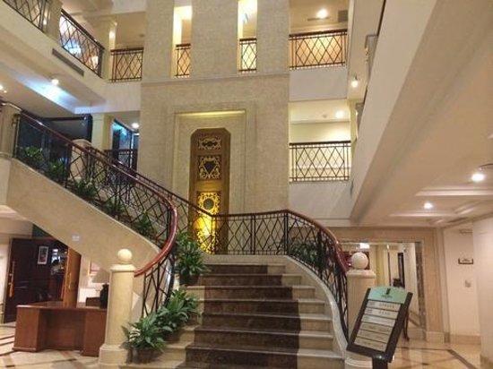 Imperial Hotel Taipei: ホテル内