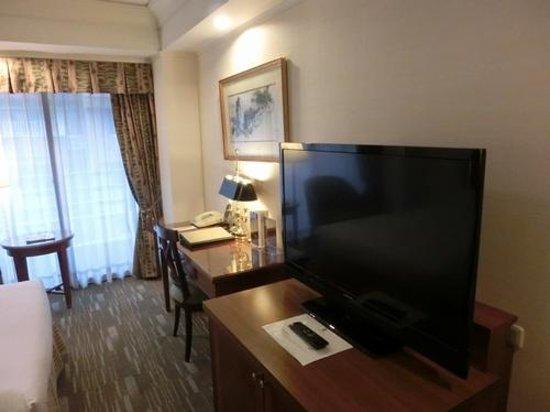 Imperial Hotel Taipei: 部屋内