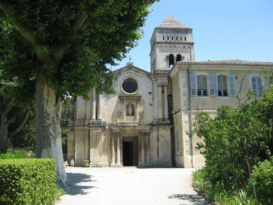 Saint-Paul de Mausole : St. Paul de Mausolee