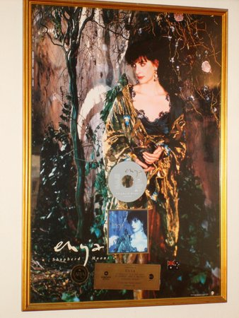 Leo's Tavern: Poster of Enya