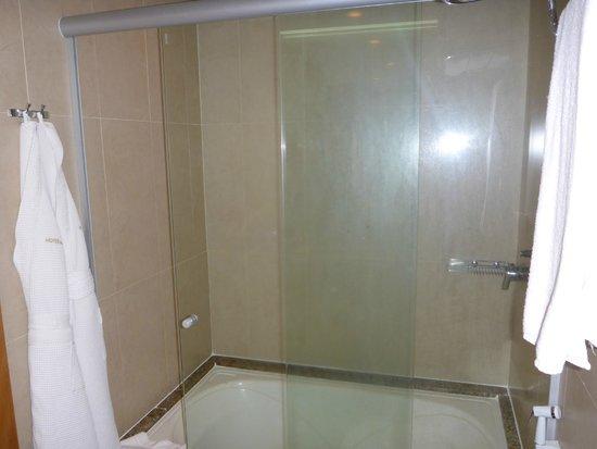 Hotel Marina Palace Rio Leblon : Shower
