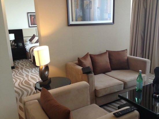 Cristal Hotel Abu Dhabi: Lounge