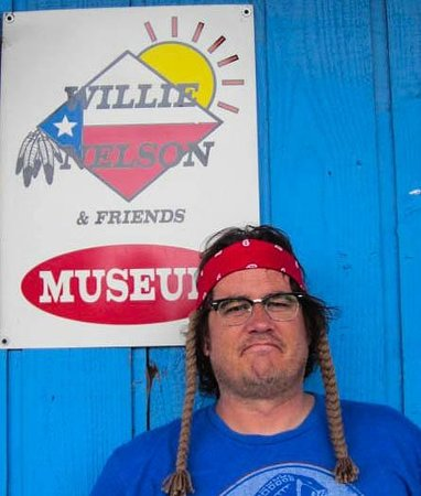Willie Nelson and Friends Museum and General Store : Willie braids