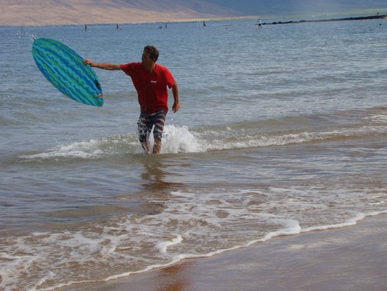 Skim Hawaii: Nice catch, Sean.