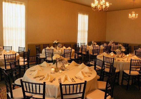 The Lasker Inn: Lasker Inn Wedding Dining Room