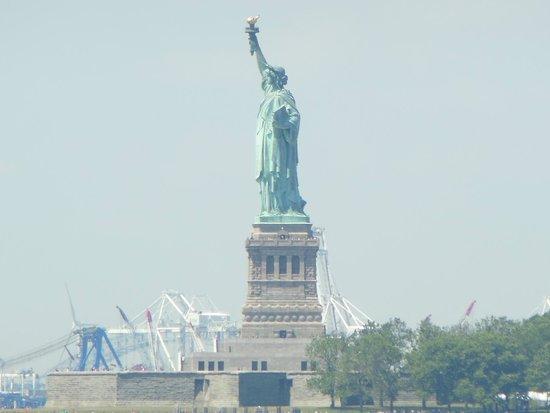 Statue de la liberté : The Grand Dame