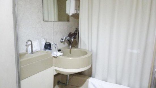 Court Hotel Hakata Ekimae : バスルーム