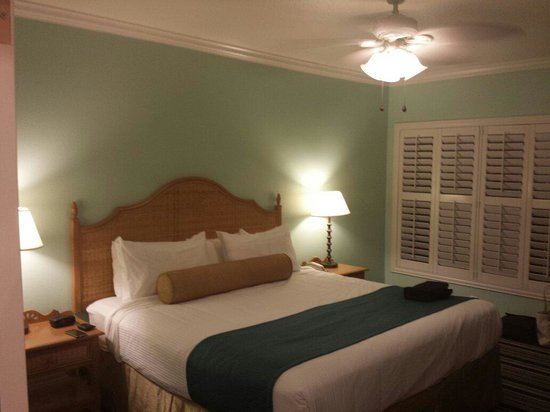 WorldMark Kingstown Reef : Master bedroom