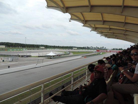 Sepang International Circuit : Track