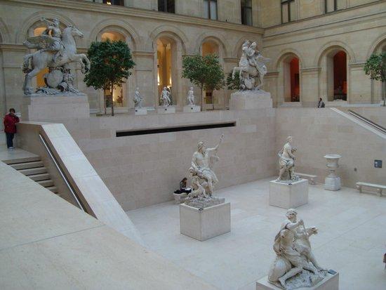 Musee du Louvre: EL  JARDIN DE LAS TULLERIAS....