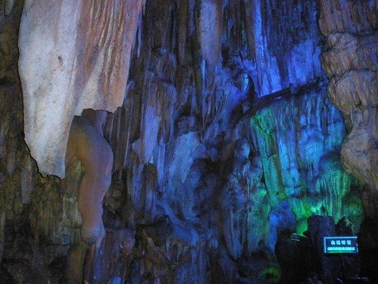 Reed Flute Cave (Ludi Yan): Gruta