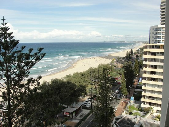 Chateau Beachside: View from Room 901