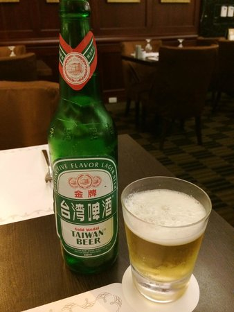 Fullon Hotel Taoyuan : Welcome Drink