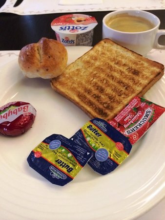 Fullon Hotel Taoyuan : Breakfast
