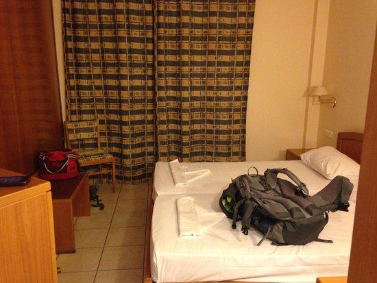 vista 1 billede af el greco hotel heraklion tripadvisor. Black Bedroom Furniture Sets. Home Design Ideas