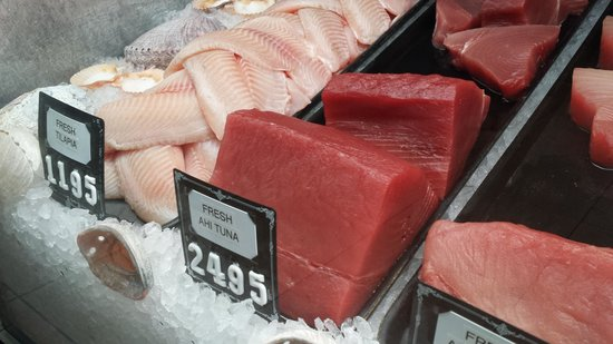 Blue Water: fish counter
