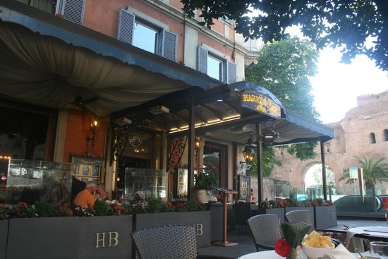 via veneto rome cafe buffalo - photo#13