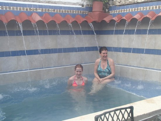 Casa Marta Cartagena: cooling off in the pool