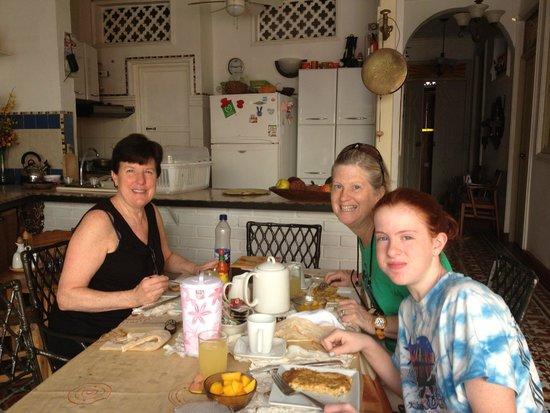 Casa Marta Cartagena: another great breakfast by Miguel