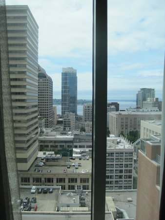 Grand Hyatt Seattle: Wonderful view